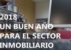 2018, Un buen año para el sector inmobiliario y alquiler de oficinas